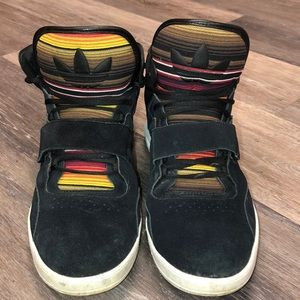 Men's adidas mid sneakers